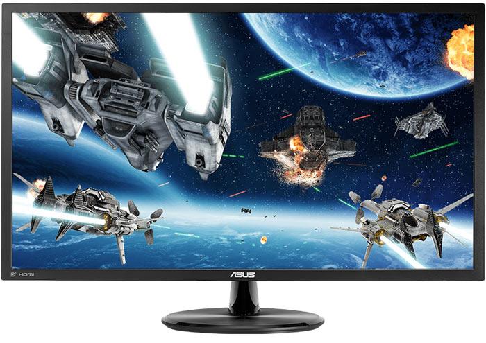 The Asus VP28UQG 4K Gaming Monitor