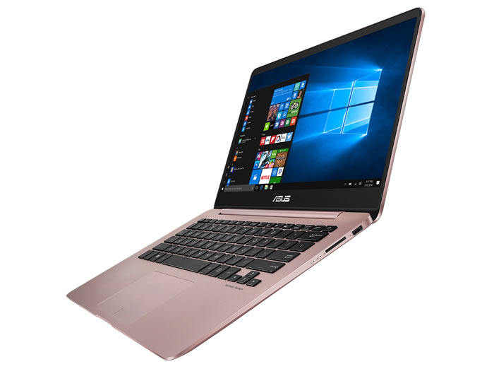 The Thinnest Asus ZenBooks Yet
