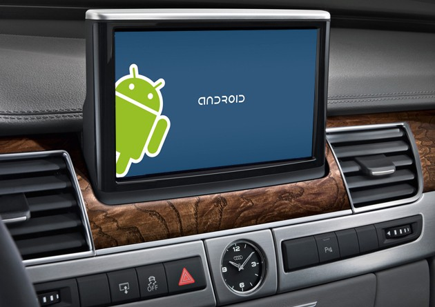 Harman Supports Auto Androids