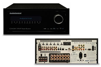 AudioControl Launches 4K Receivers