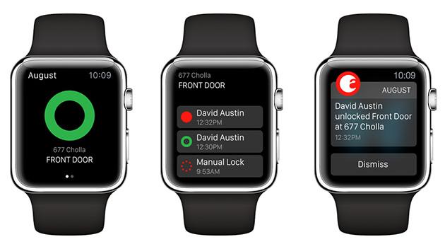 Smartwatch Control