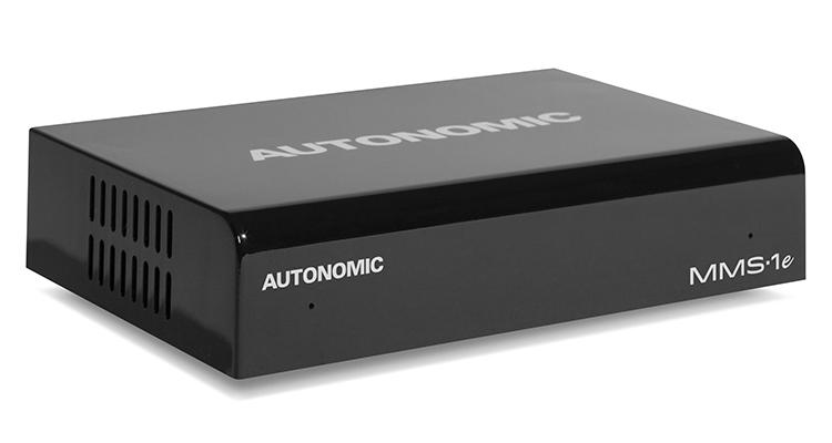Autonomic MMS-1e