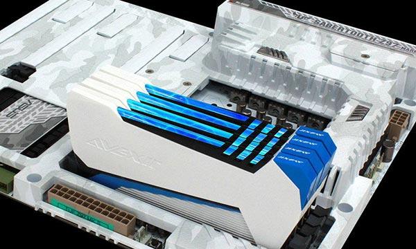 Avexir Intros Raiden DDR3 RAM