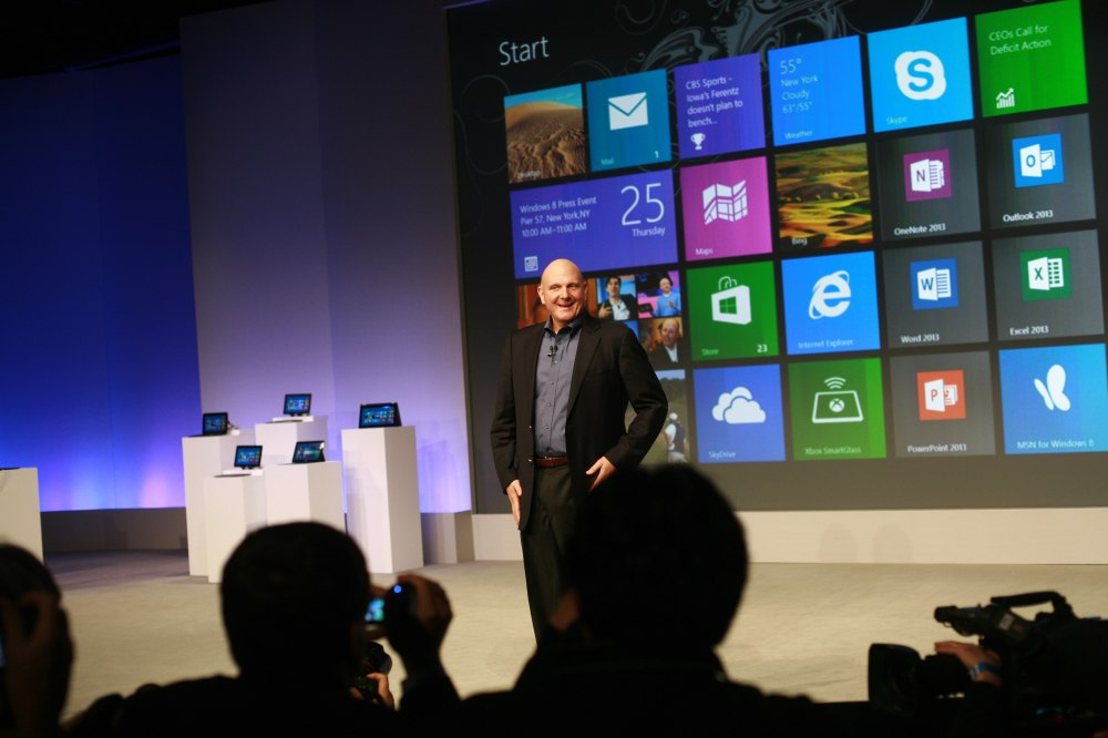 Microsoft: Windows 8 Outpaces 7
