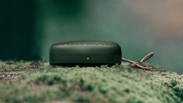 The Smallest BeoPlay A1 Speaker