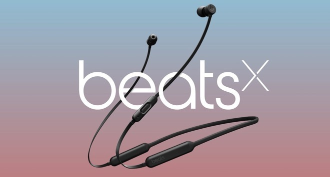 BeatsX Earbuds to Ship Soon?