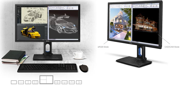 BenQ Intros PD7700Q Designer Monitor