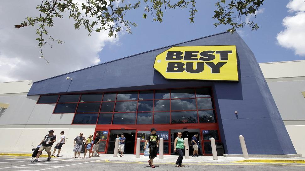 Best Buy Struggles Against Online