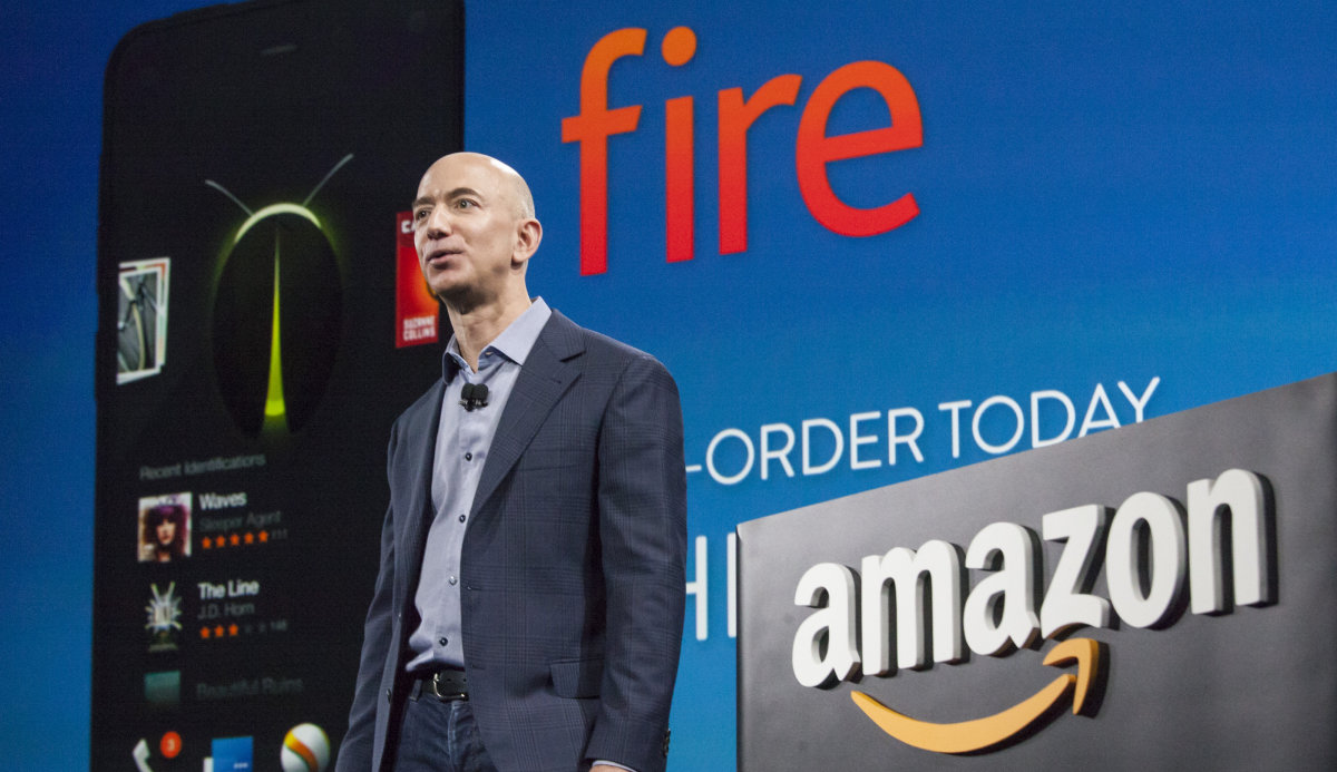 WSJ: Amazon (Partly) Gives Up on Hardware