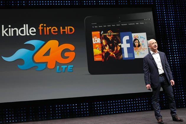 Bloomberg: Amazon's TV Plans