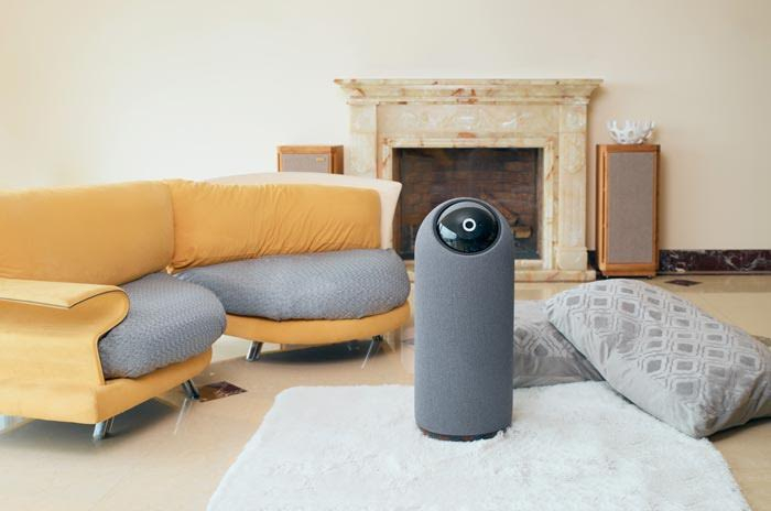 A BIG-i Robot to Automate the Home