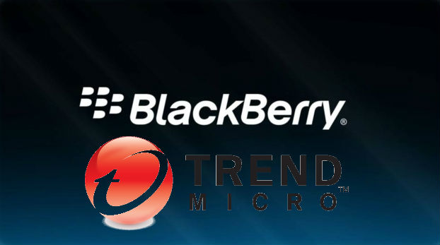 Trend Micro BlackBerry