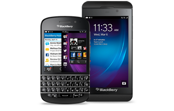 BlackBerry Gives Up on Phone Development