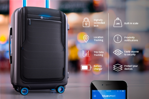 Connected Smarts Reach the Carry-On