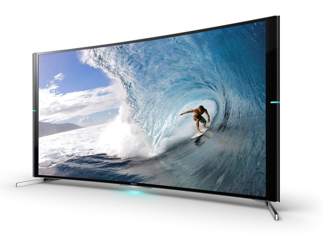 Sony joins Samsung and LG as curvy 4K/UHD TV maker with the Bravia S90 ...
