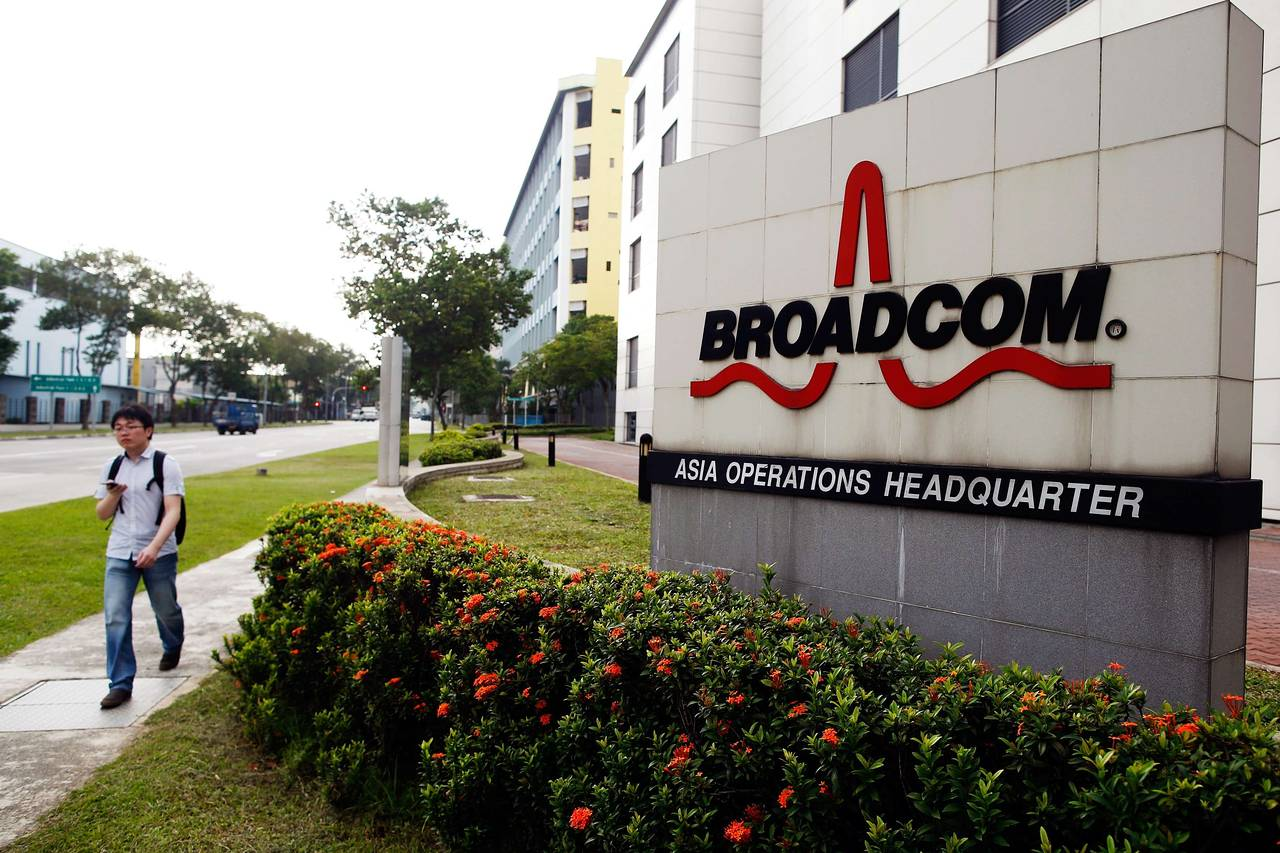 Broadcom Buys Brocade