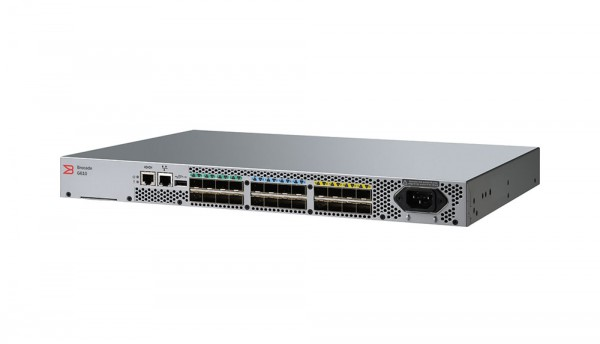 Brocade Intros G610 Storage Switch