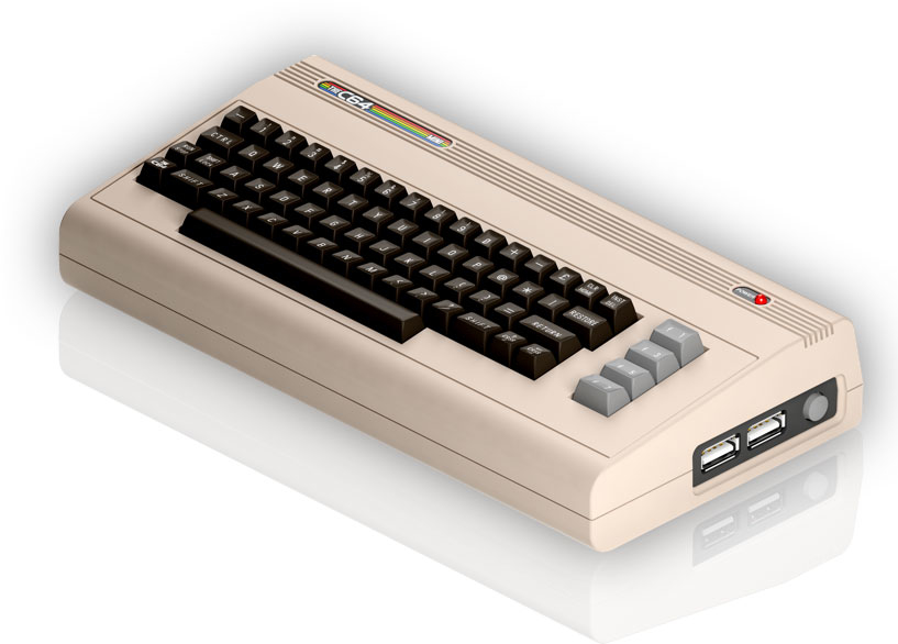 C64 Gets Mini Version