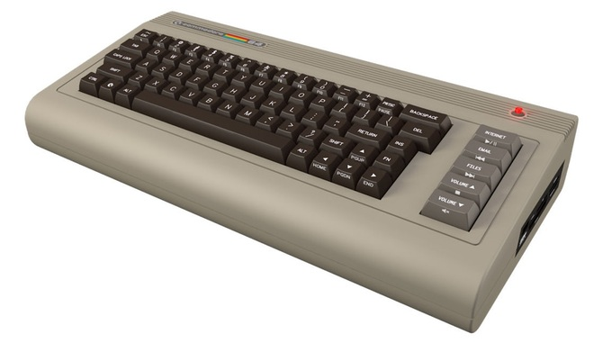 The Commodore 64 is Back