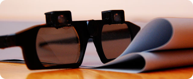 Augmented Reality via Glasses and Clip-on