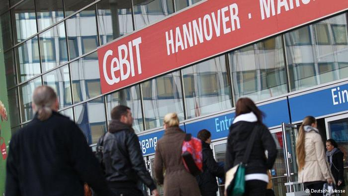 CEBIT 2013 Kicks Off