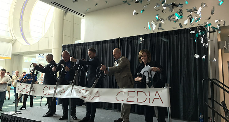 CEDIA Opening