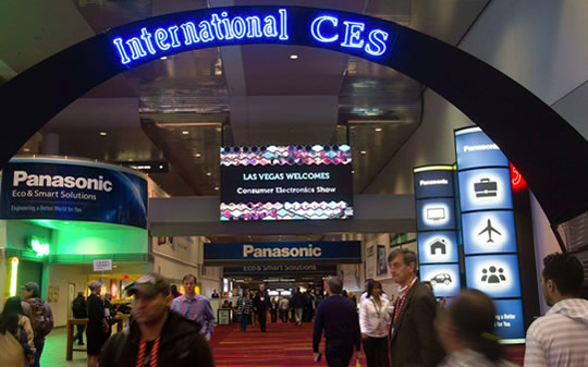 CES 2014 is Largest Yet