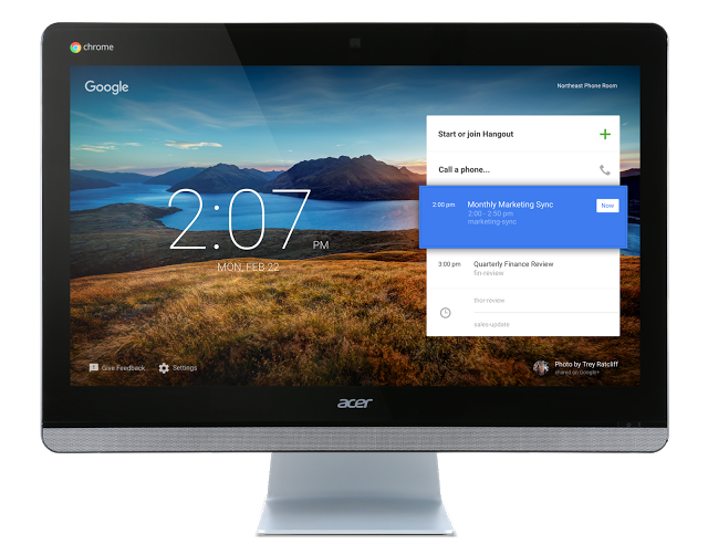 Chromebase 24 for Meetings