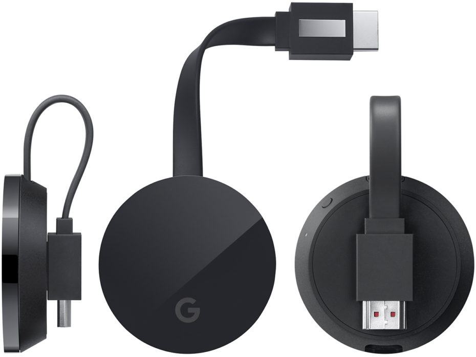 Google to Launch Chromecast Ultra?