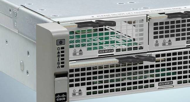 Nutanix Runs Software on Cisco UCS