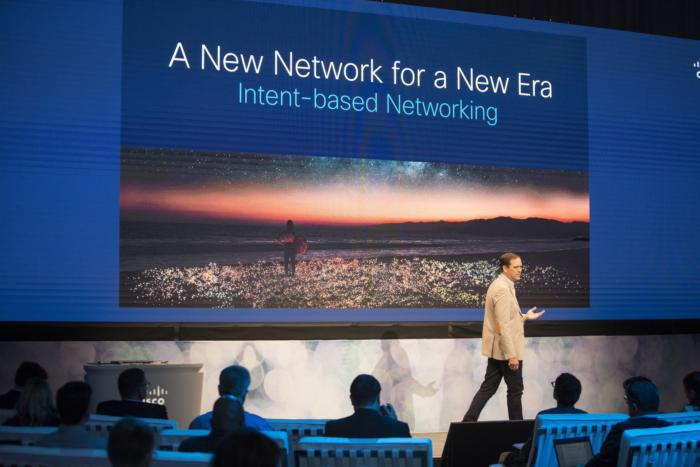 Cisco Presents Intent-Based Networking
