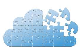 Cloud jigsaw