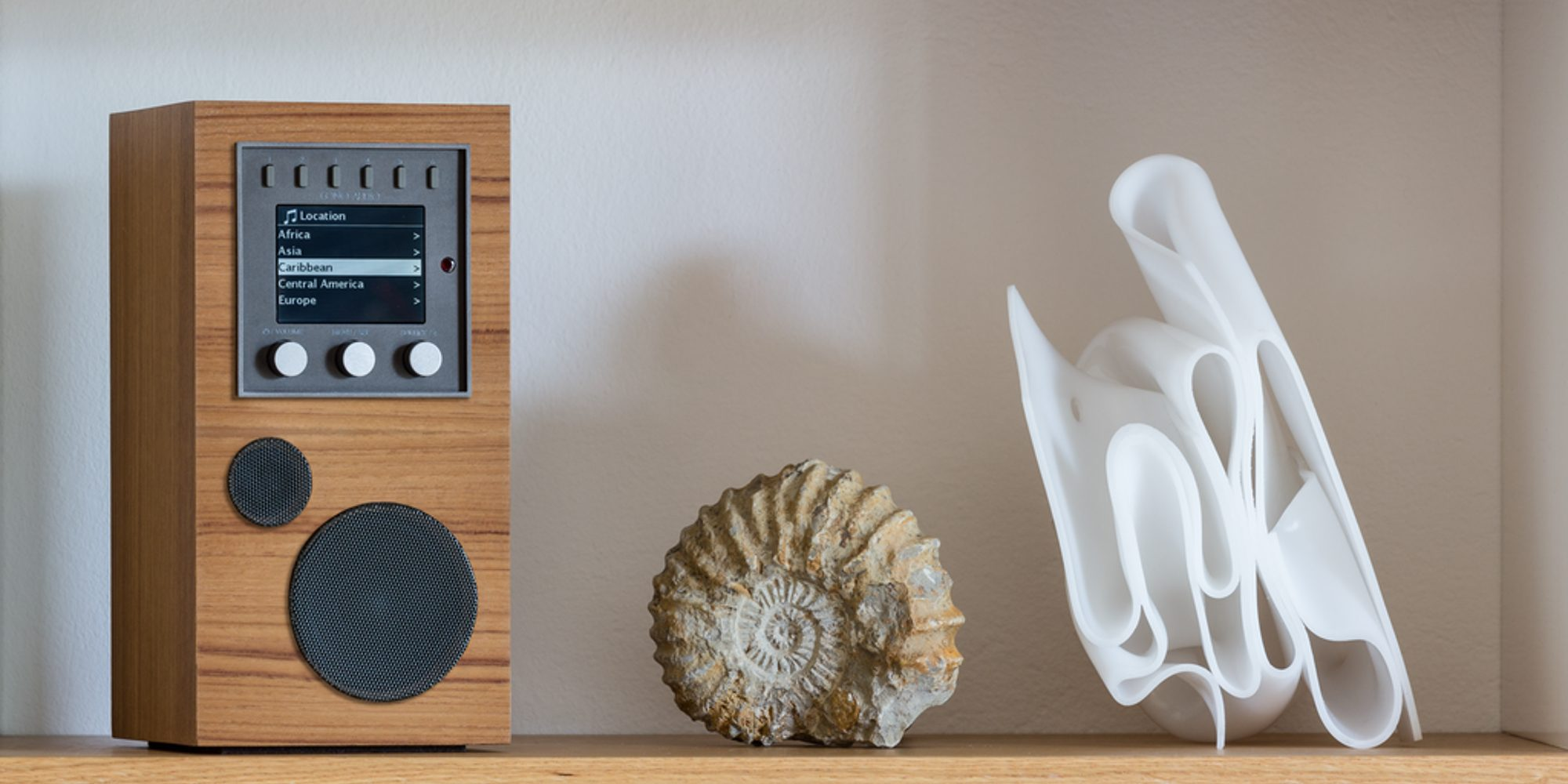 Como Audio Intros Amico, Musica Speakers