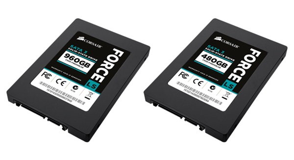 Corsair Adds to Force Series LS SSDs