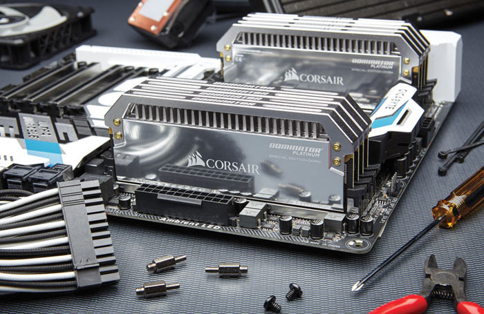 Corsair Presents Special Edition DDR4 RAM