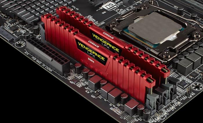 Corsair Launches Fastest DDR4 Kits