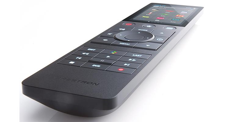 Crestron remote