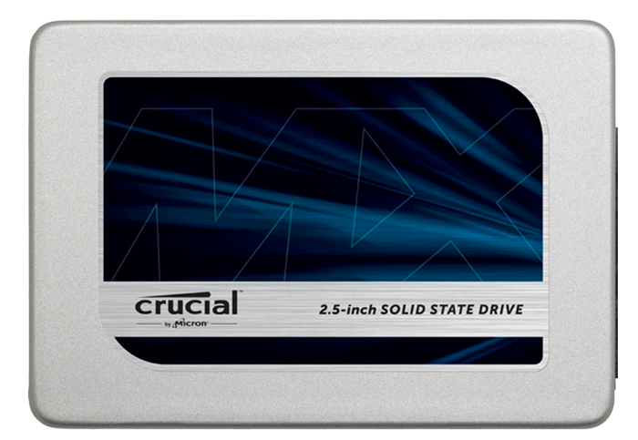 Crucial Gives 3D NAND Some TLC in MX300 SSD