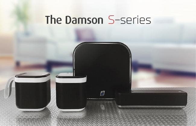 Damson Intros Smallest S-Bar Soundbar