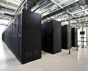 Size is Might in Data Centre Industry