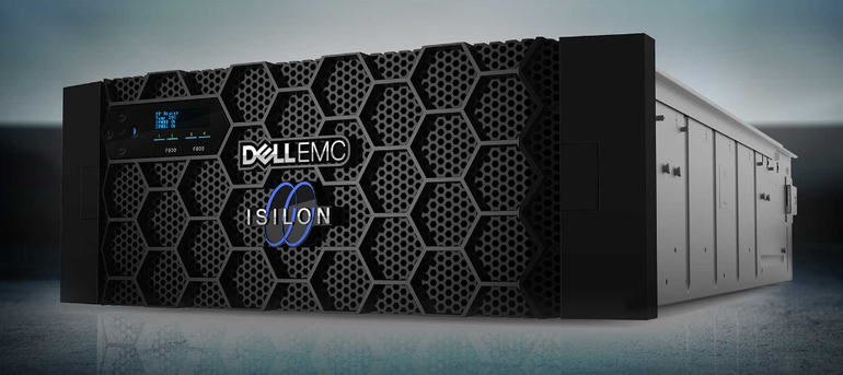 Dell EMC Isilon Goes All-Flash