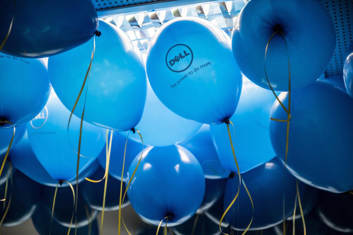 Dell balloons