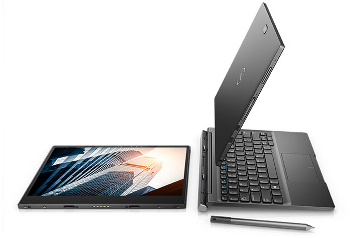 Dell Adds Wireless Charging in Latitude 2-in-1