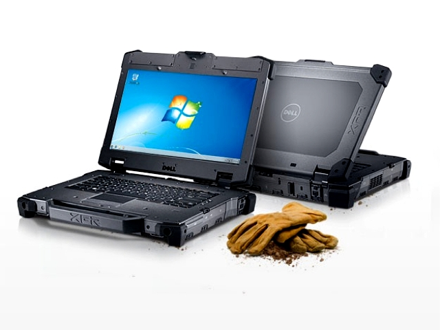 Dell Updates Rugged Notebooks