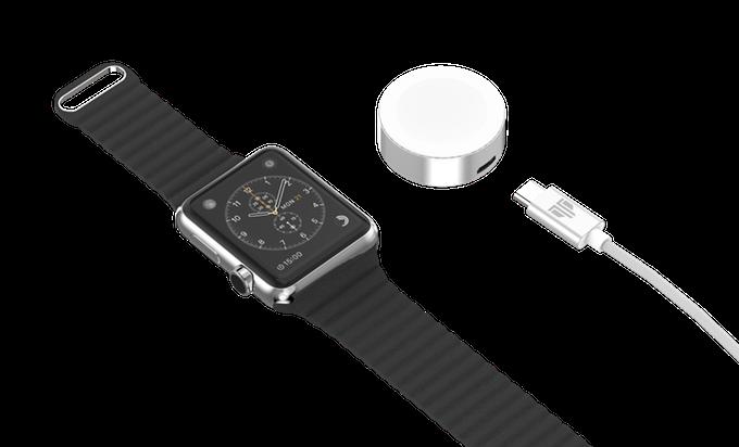 Portable Watch Charger Hits Kickstarter