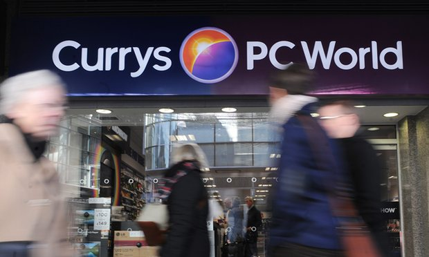 Mobiles Lead to Merry Dixons Carphone Christmas