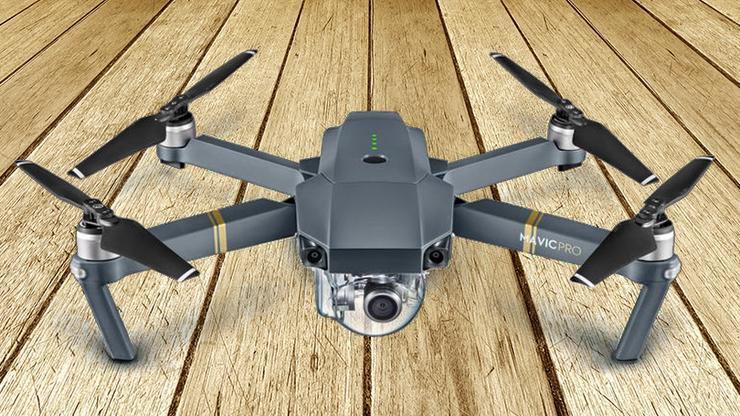 The Foldable DJI Mavic Pro Drone