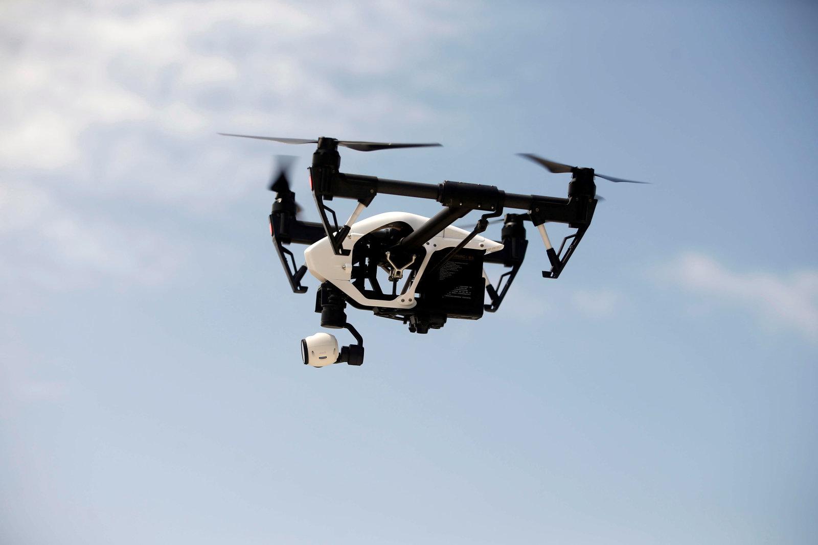 DJI, 3DR Join Forces in Enterprise Drones