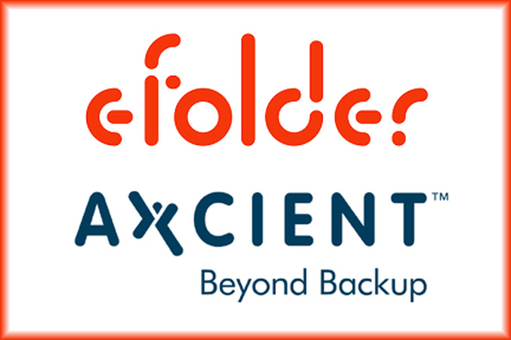 eFolder, Axcient Form Merger