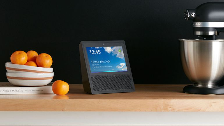 Amazon Echo Show Heads to Europe